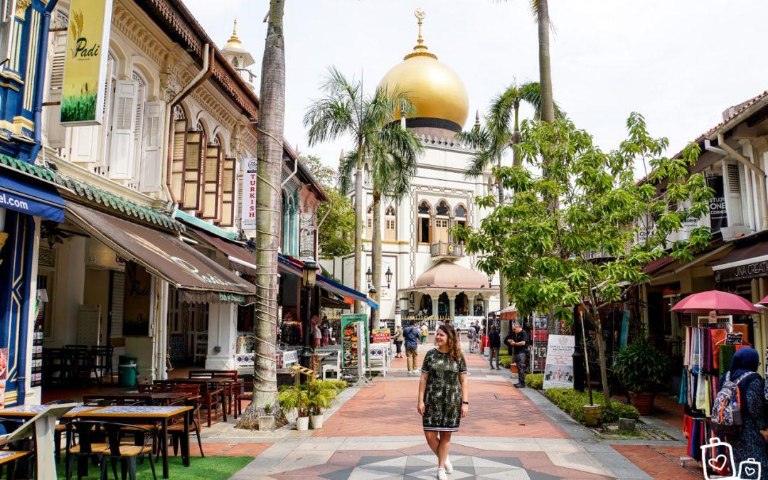 Ontdek… Singapore: Cultuur snuiven in Little India en Kampong Glam!