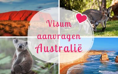 Alles wat je moet weten over het aanvragen van een visum voor Australië!
