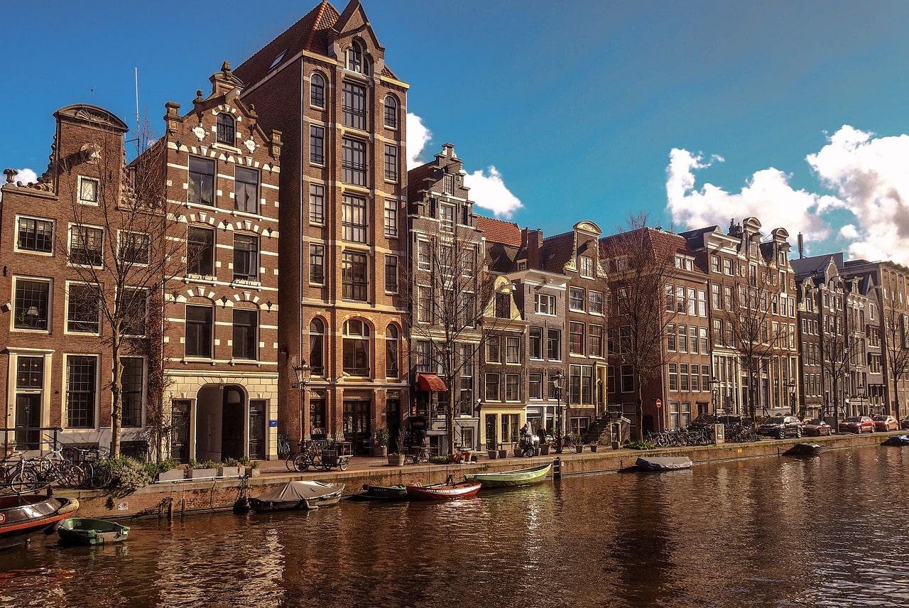 Amsterdam Stedentrip Nederland