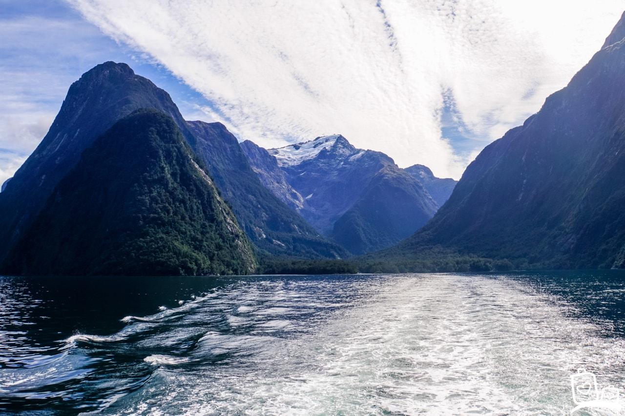 Nieuw Zeeland Milford Sound
