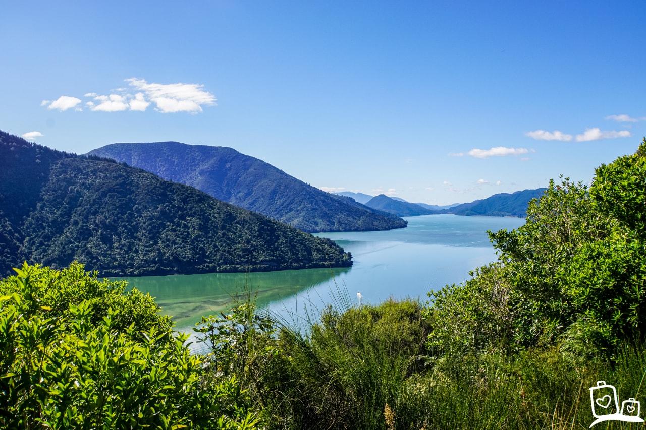 Nieuw Zeeland Picton