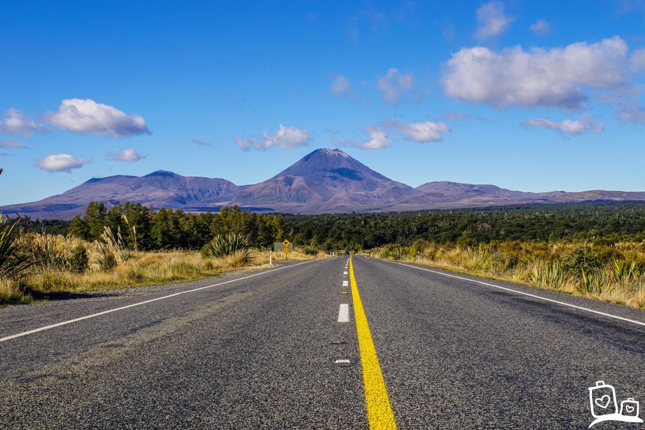 Nieuw Zeeland Tongariro National Park