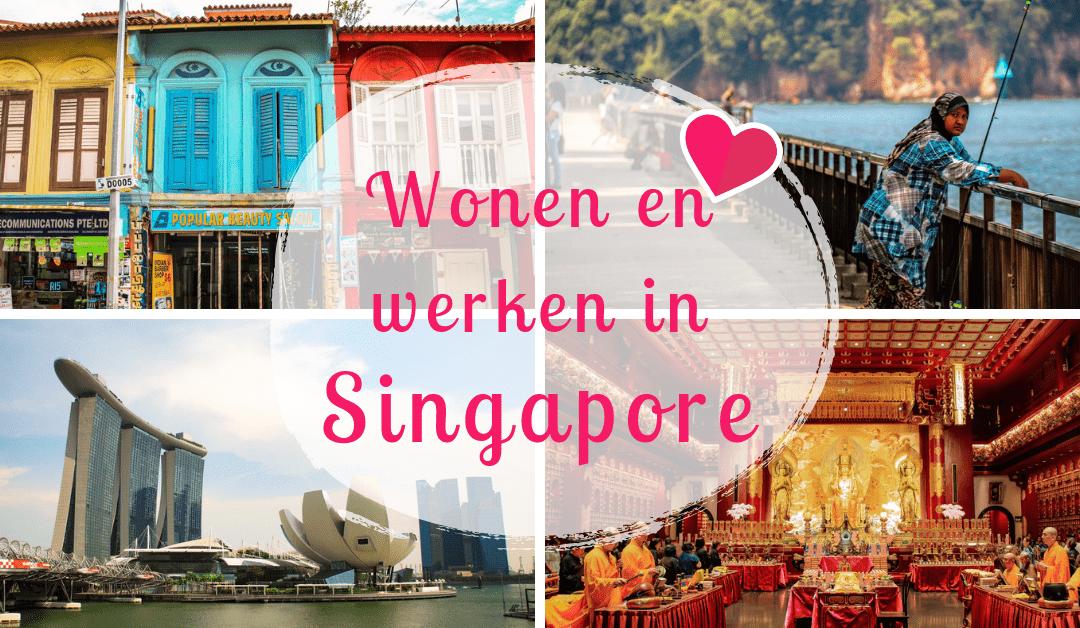 Wonen en werken in Singapore… Hoe is dat?