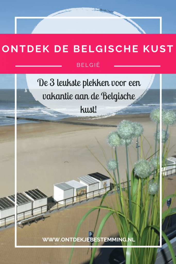 Ontdek de Belgische kust
