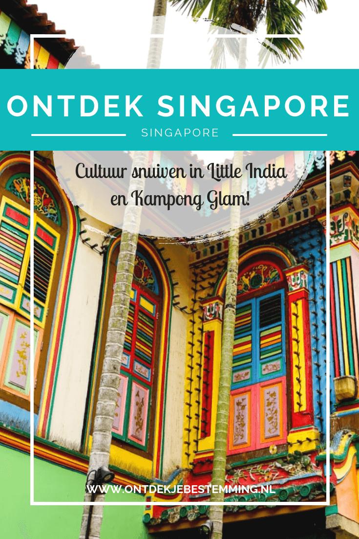 De wijken Little India en Kampong Glam mag je zeker niet overslaan tijdens je bezoek aan Singapore. Lees hier de bezienswaardigheden!