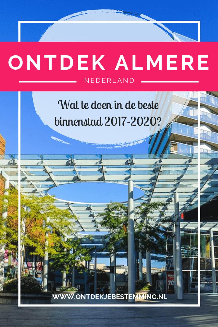Almere is uitgeroepen tot beste binnenstad 2017-2020! In dit artikel vind je de beste tips voor een dagje Almere. Lees meer over deze interessante stad.