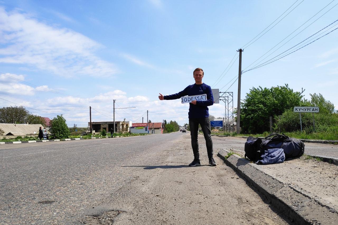 World Hitchhiker Odessa