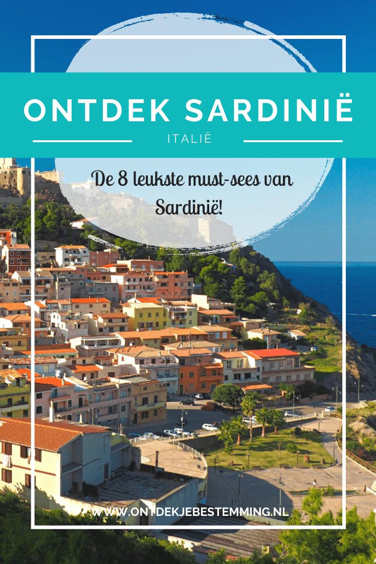 Sardinië, het Italiaanse eiland dat vaak vergeten wordt! Laat je verrassen door de mooie stranden, prachtige culturele stadjes en de prachtige natuur.