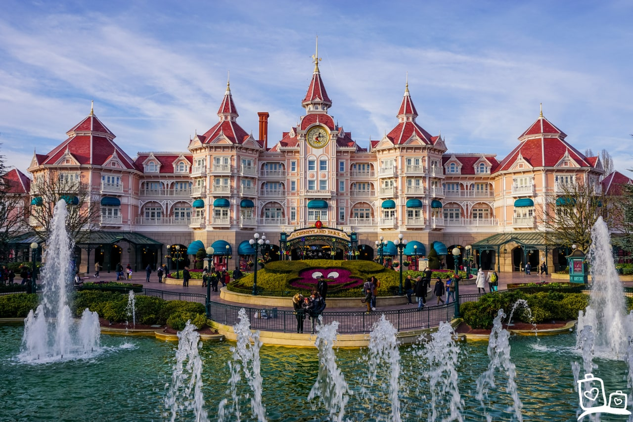 Disneyland Parijs