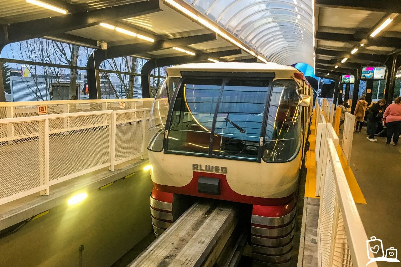 Seattle Alweg Monorail