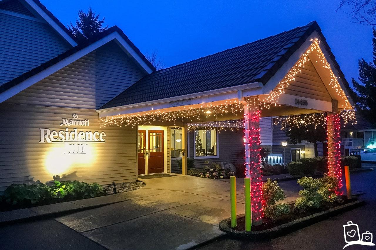 Seattle Residence Inn by Marriott Bellevue