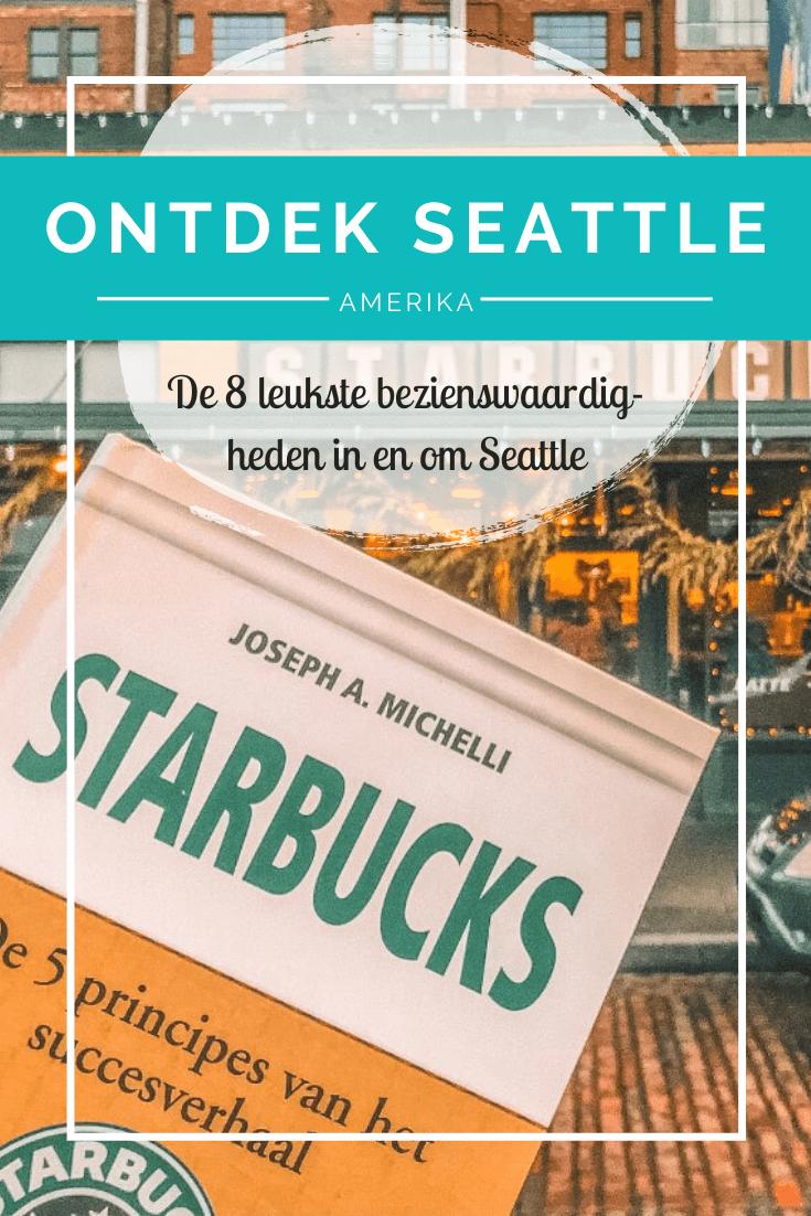 Wat te doen in Seattle? In dit artikel vind je de 8 leukste bezienswaardigheden in en om Seattle en alle informatie je nodig hebt. Lees hier meer!