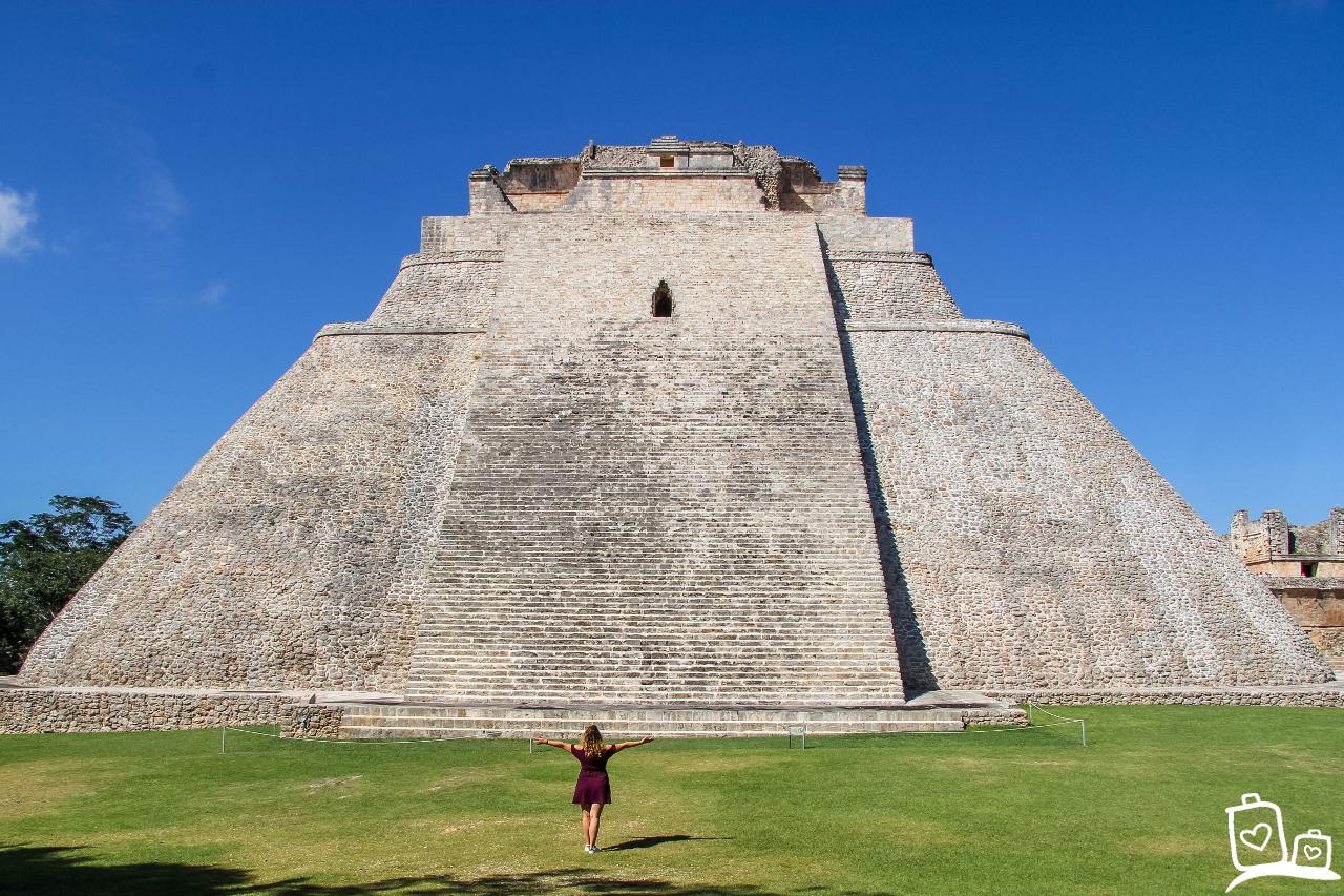 Mexico Uxmal Maya