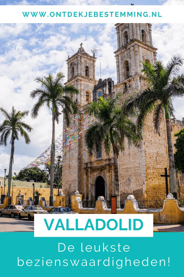 Wat te doen in Valladolid Mexico