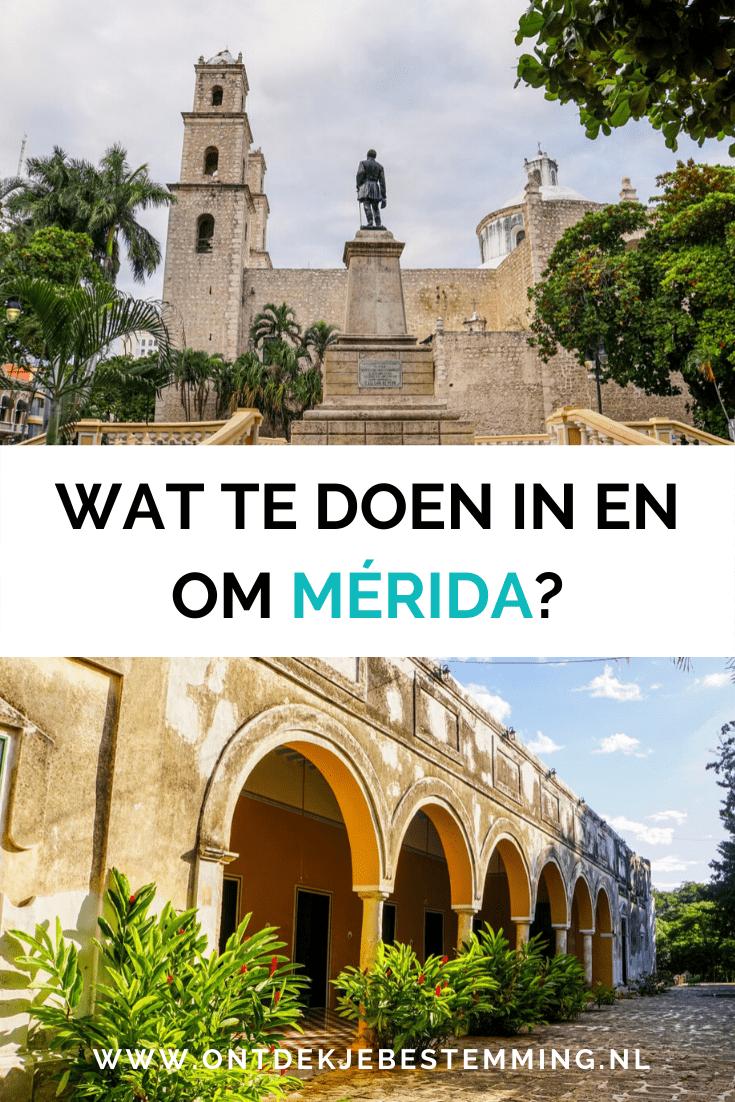 Bezienswaardigheden Merida Mexico