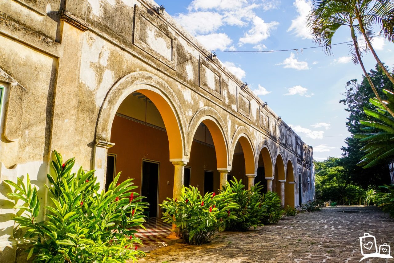 Merida Hacienda Yaxcopoil