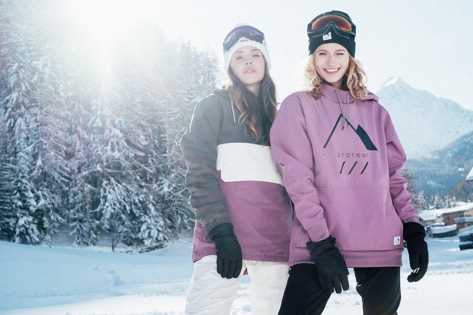 Warme winterkleding van Protest (collectie 2020/2021) + korting!
