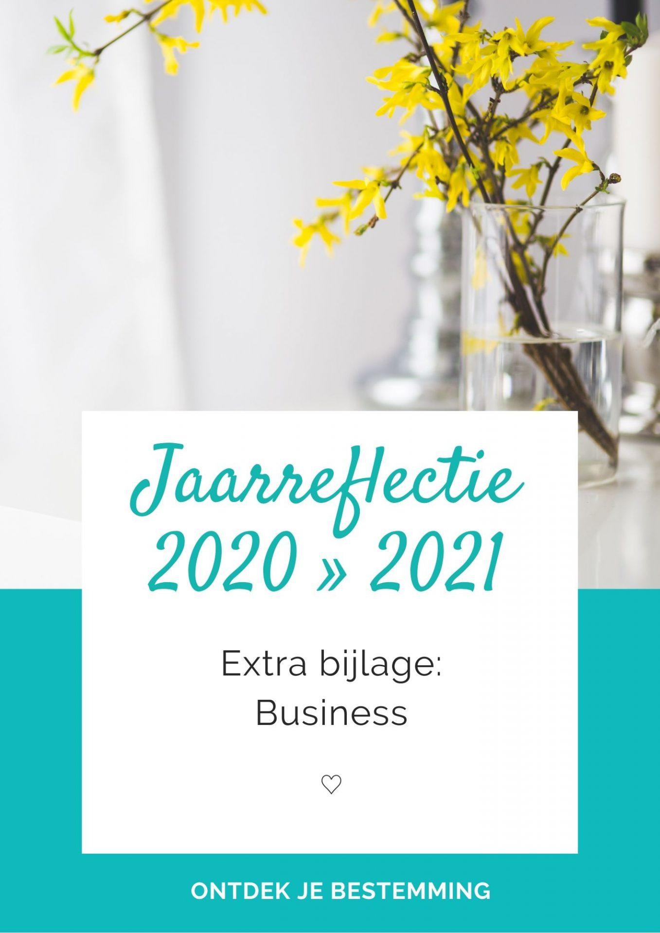 Jaarreflectie 2020-2021